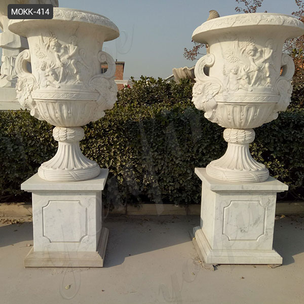 good quality entrance square plant pots