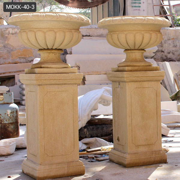discount entrance huge pot pedestal