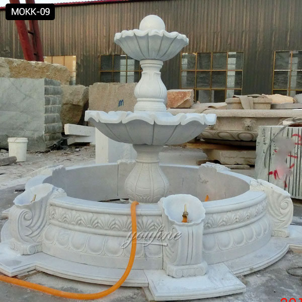 large garden fountains | eBay