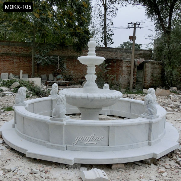 Tiered Water Fountains - Outdoor Home & Garden Decor