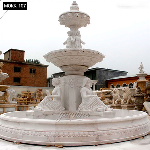 Marble Fountain-Marble water fountain sale,stone fountain by ...