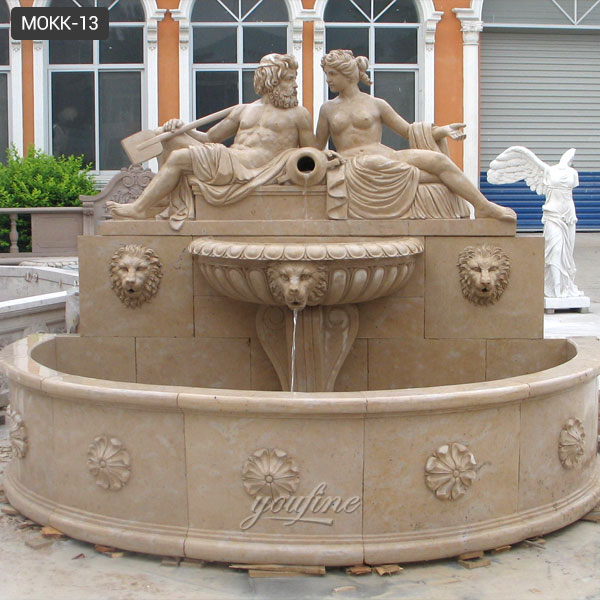 Fountains-Stone garden sculptures&statues for sale,marble ...