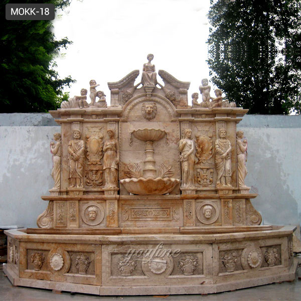 Large outdoor granite kugel ball fountain for sale TMF-34 ...
