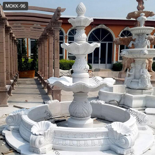 Tiered Water Fountains - Gardecor® Home and Garden Decor