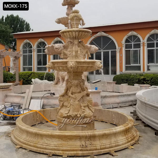 3 tier fountain in Outdoor Fountains | eBay