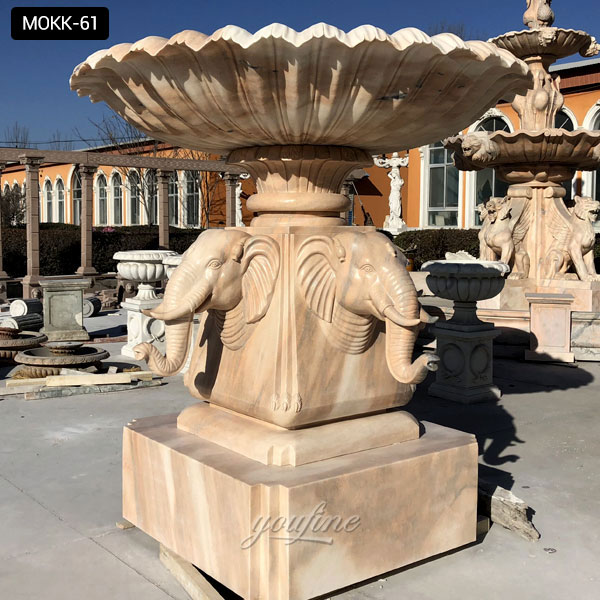 Extra Large 2 tiered stone water fountain supplier outside ...