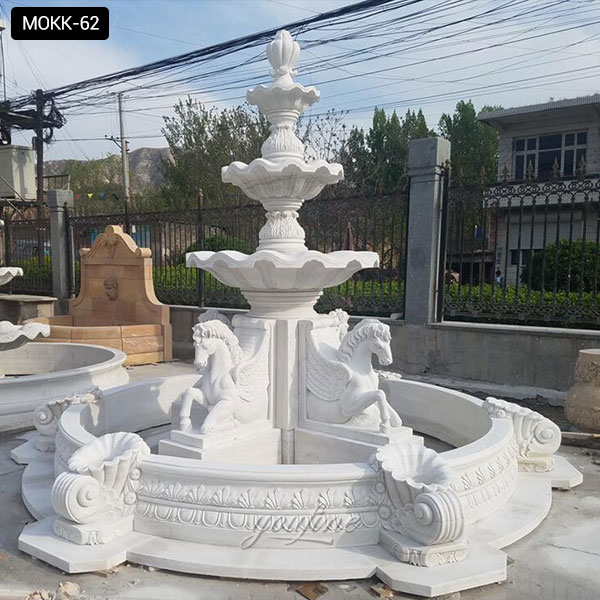 Tiered Outdoor Fountains – Water Fountains with Tiers