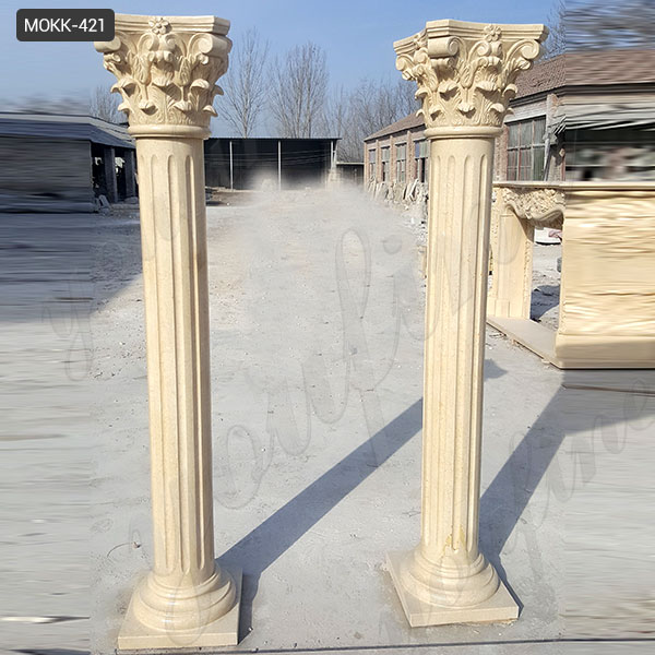 Interior Columns, Decorative Interior Columns, Home Interior ...