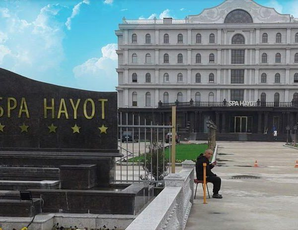 Project of SPA HAYOT located in Tajikistan