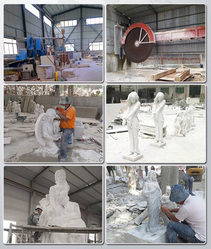 marble carving process