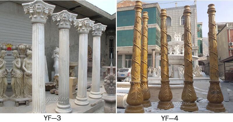 marble column wedding columns for sale craigslist