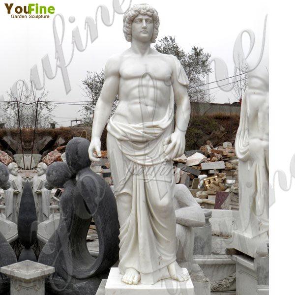 Where to Buy Garden Decoration Classic Greek Art Marble Statue MOKK-76
