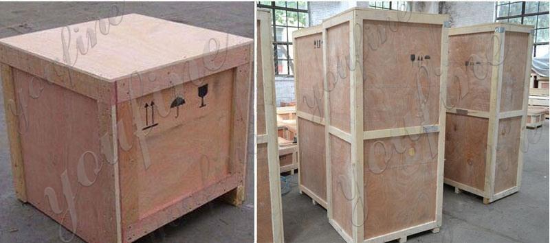 High Quality Granite Marble Column for Home Decor for Sale MOKK-576